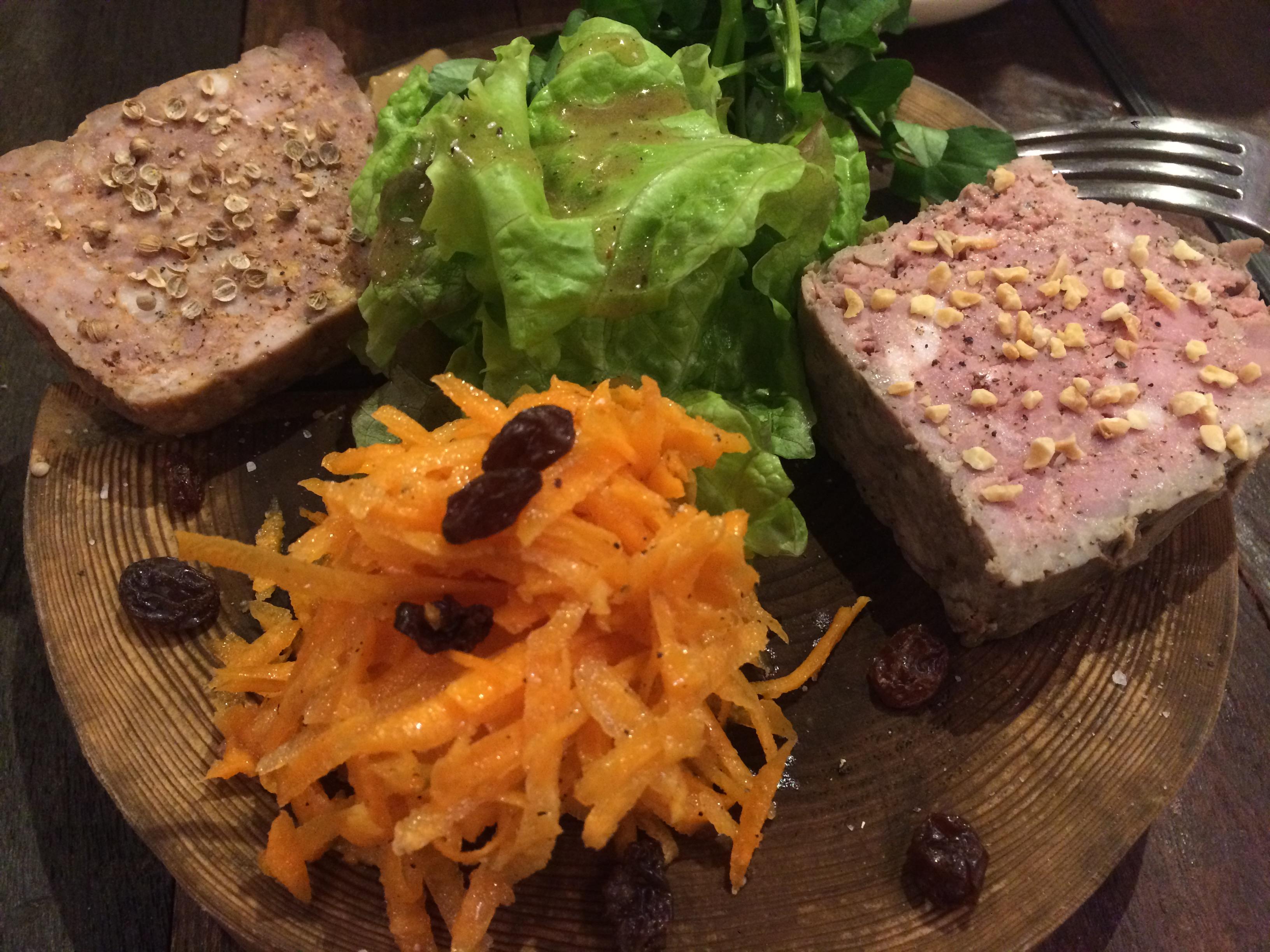 ラムダック東京|神楽坂のラム肉&鴨肉専門店でディナー