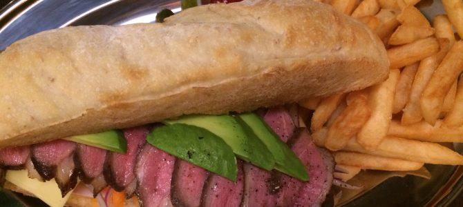 ラムダック東京|ランチメニューは鴨肉サンドとラム肉バーガー