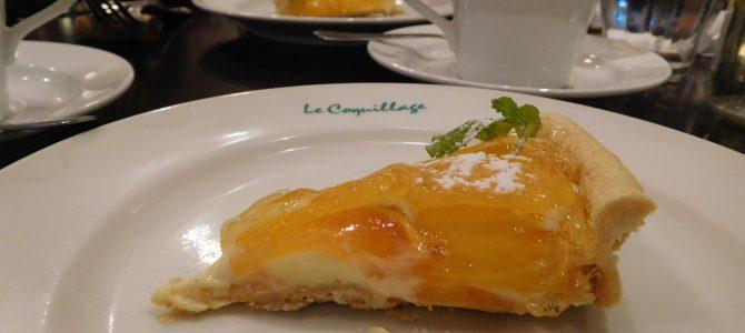 ル コキヤージュ|デザートも満足なフレンチランチ