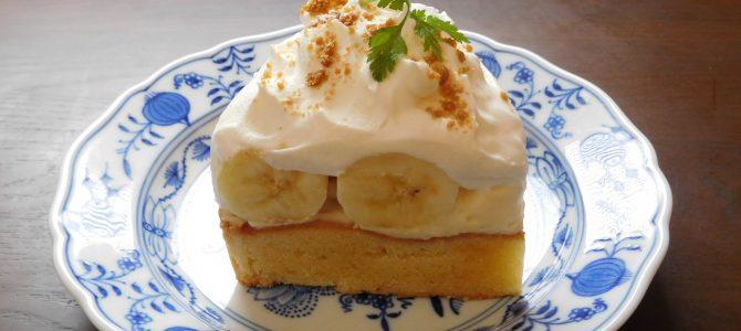 【閉店?】ともpCAFE|おいしいバナナタルトとベイクドチーズケーキ