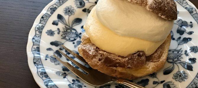洋菓子と珈琲の店 コパン(COPAIN)|神楽坂シュークリーム