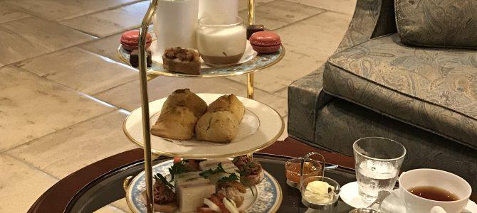 アグネスホテル|神楽坂の素敵なホテルでゆったりアフタヌーンティー