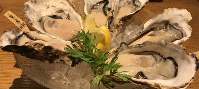 牡蠣ビストロ 貝殻荘 飯田橋サクラテラス店|牡蠣3種の食べ比べ