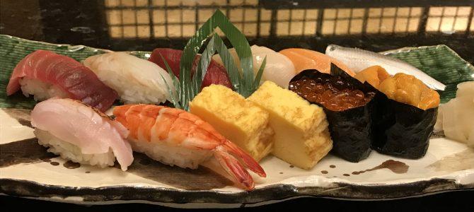 鮨 海彦|メトロポリタンエドモント内のお寿司屋さん