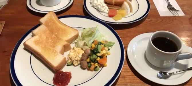 トンボロ|神楽坂の喫茶店でモーニング
